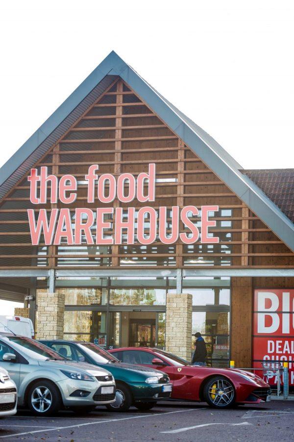 The Food Warehouse, Cheltenham