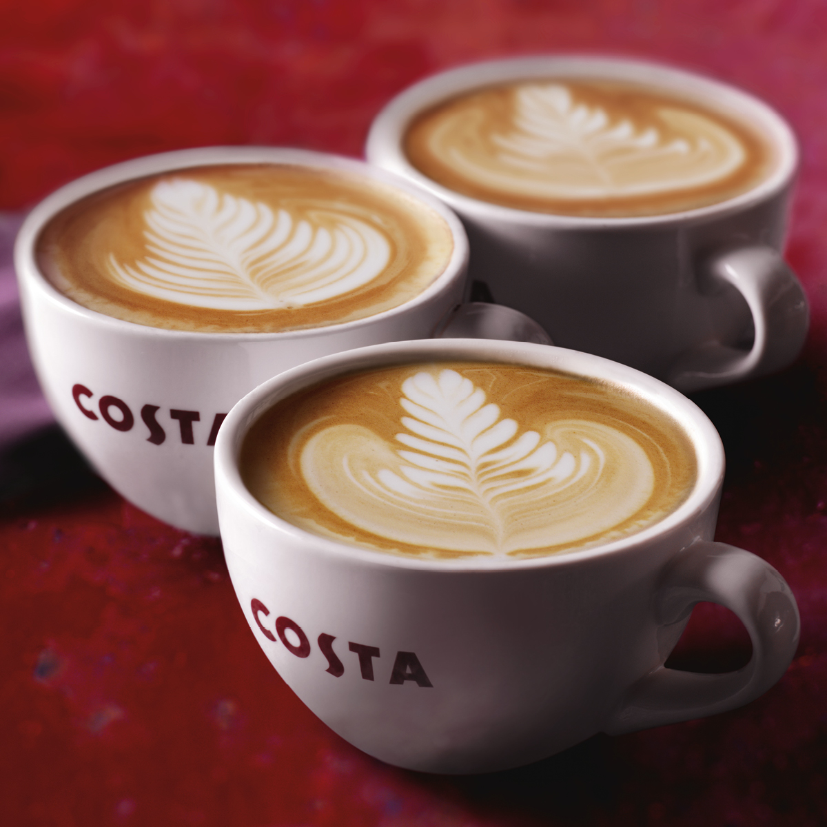 We've got the Flat White down to a fine art Event Image